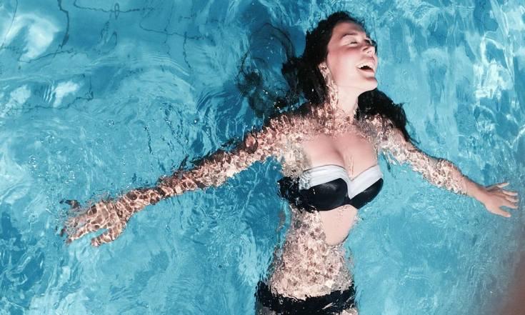 Слив фото Ангелина Поплавская биография википедия горячие интим фото