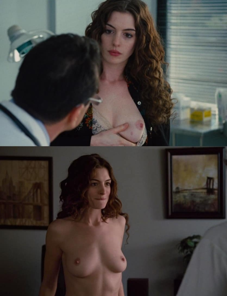 Anne hathaway naked in havok